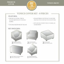 Venice 8 Piece Winter Cover Set