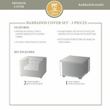 Barbados 3 Piece Winter Cover Set