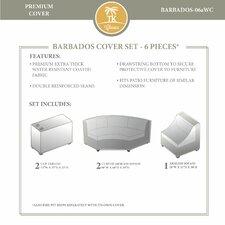 Barbados 5 Piece Winter Cover Set
