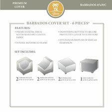 Barbados 7 Piece Winter Cover Set