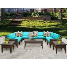 Manhattan 12 Piece Seating Group with Cushion
