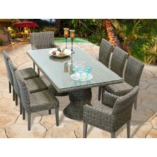 Cape Cod 9 Piece Dining Set