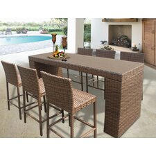 Laguna 7 Piece Dining Set