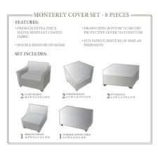 Monterey 8 Piece Winter Cover Set