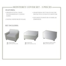 Monterey 5 Piece Winter Cover Set