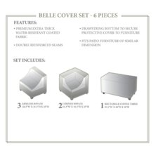Belle 6 Piece Winter Cover Set
