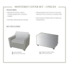 Monterey Winter Cover Set
