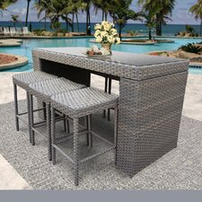 Oasis 7 Piece Bar Set