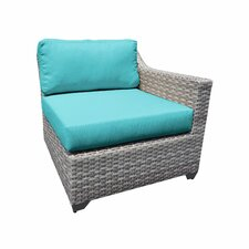 Fairmont Left Arm Chair with Cushions