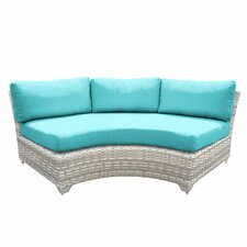 Fairmont Corner Sectional Piece with Cushions
