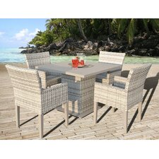 Cool Fairmont 5 Piece Dining Set