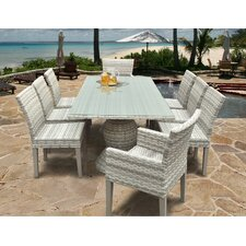 Fairmont 9 Piece Dining Set