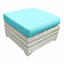 Reviews Fairmont Ottoman with Cushion
