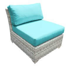 Fairmont Armless Chair with Cushions
