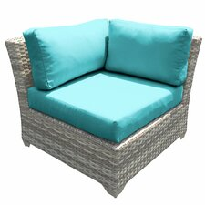 Fairmont Corner Chair with Cushions