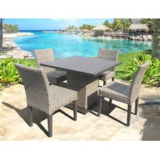 Oasis 5 Piece Dining Table Set