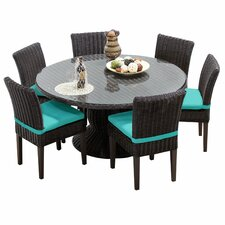 Venice 7 Piece Dining Set with Cushion