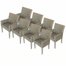 Cape Cod Dining Arm Chair (Set of 8)