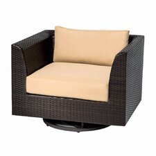 Barbados Swivel Chair with Cushion