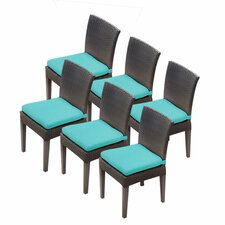 Savings Napa Dining Side Chair with Cushion (Set of 6)