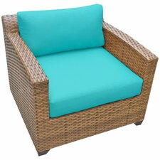 Laguna Club Chair with Cushions
