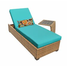 Laguna Chaise Lounge with Cushion