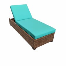 Laguna Chaise Lounge with Cushions