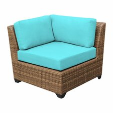 Laguna Corner Sofa with Cushions