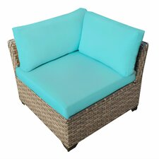 Monterey Corner Chair with Cushion
