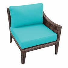Manhattan Left Arm Chair with Cushion