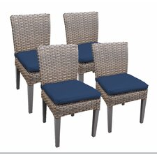 Oasis Dining Side Chair with Cushion (Set of 4)