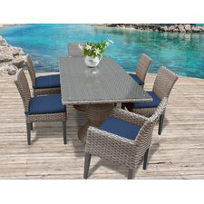 Oasis 7 Piece Dining Set