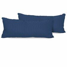 Looking for Rectangle Outdoor Lumbar Pillow (Set of 2)