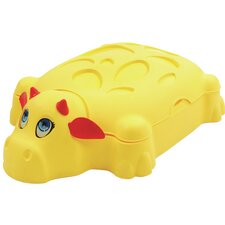 Cow Pool 2.75' Novelty Sandbox with Cover