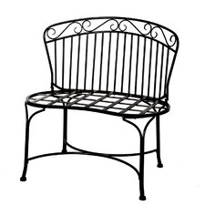 Imperial Steel Garden Bench