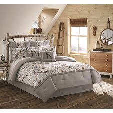Snowfall Bedding Comforter Collection