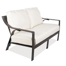 Catalina Cast Loveseat with Cushion
