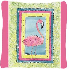 Purchase Flamingo Indoor/Outdoor Throw Pillow