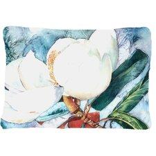 Wonderful Magnolia Indoor/Outdoor Throw Pillow