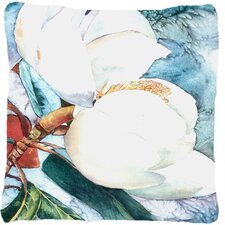Magnolia Indoor/Outdoor Throw Pillow