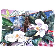 Sale Barq's and Magnolia Indoor/Outdoor Throw Pillow