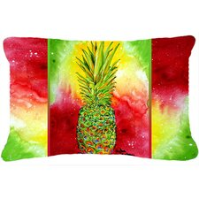 Pineapple Indoor/Outdoor Throw Pillow