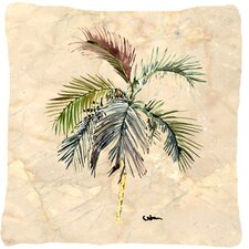 Purchase Palm Tree Indoor/Outdoor Throw Pillow