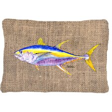 Herry Up Tuna Indoor/Outdoor Throw Pillow