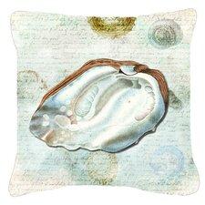 Shells Indoor/Outdoor Throw Pillow