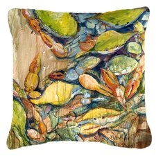 Jubilee Crabs Indoor/Outdoor Throw Pillow