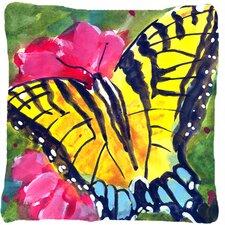 2017 Sale Butterfly Indoor/Outdoor Throw Pillow