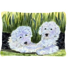 Looking for Old English Sheepdog Indoor/Outdoor Throw Pillow
