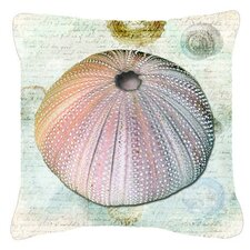 Anemone Indoor/Outdoor Throw Pillow