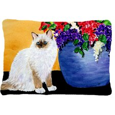 Discount Ragdoll Indoor/Outdoor Throw Pillow